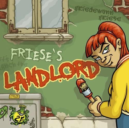 Giochi Uniti Annuncia la Prossima Pubblicazione di Friese's Landlord!