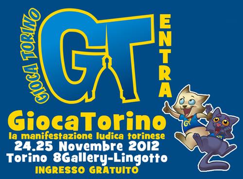 GT12 - GIOCATORINO 2012 ...a che gioco giochiamo? Fine settimana ludico con Giochi Uniti