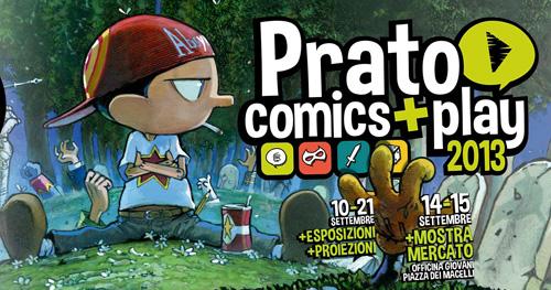 Le Mura di Avalon a Prato Comics + Play- 14-15 Settembre