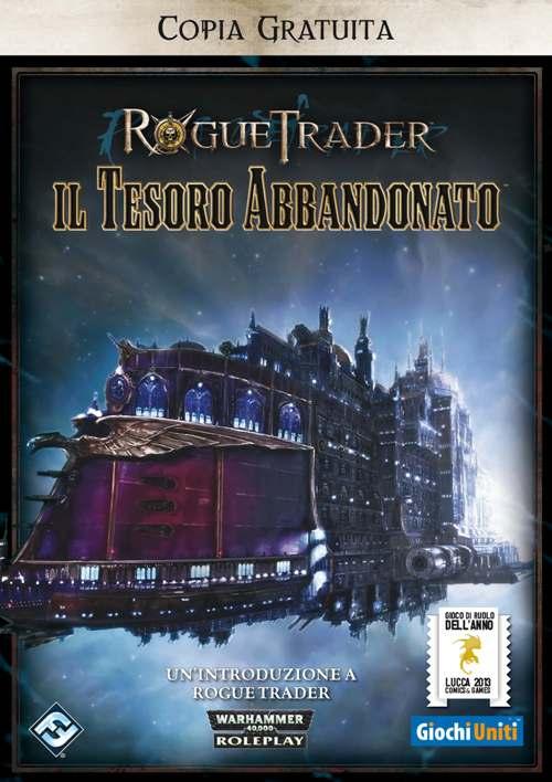 Il Gioco di Ruolo dell'Anno 2013: Avventura di Rogue Trader in Distribuzione Gratuita a Lucca!