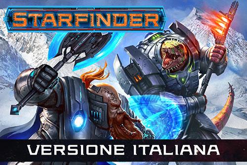 Lancio Campagna Crowdfunding per Starfinder Italia