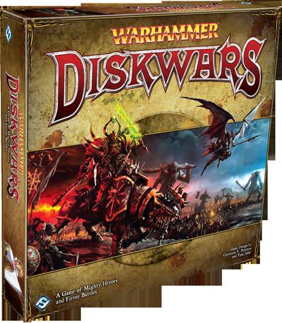 Warhammer DiskWorld box