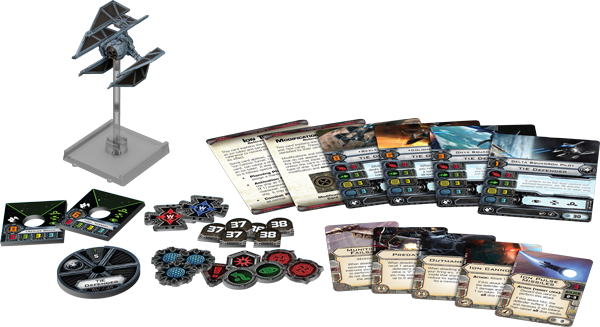 X-Wing TIE Defender