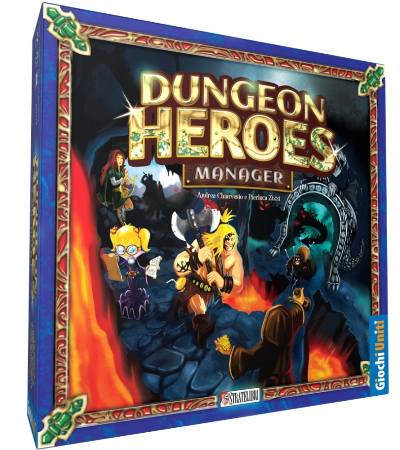 Giochi da tavolo giochi uniti - Dungeon gioco da tavolo ...