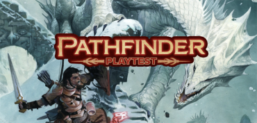 Pathfinder Playtest Screenshot