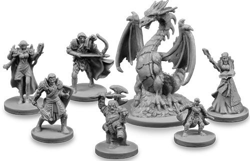 Drakon-figures