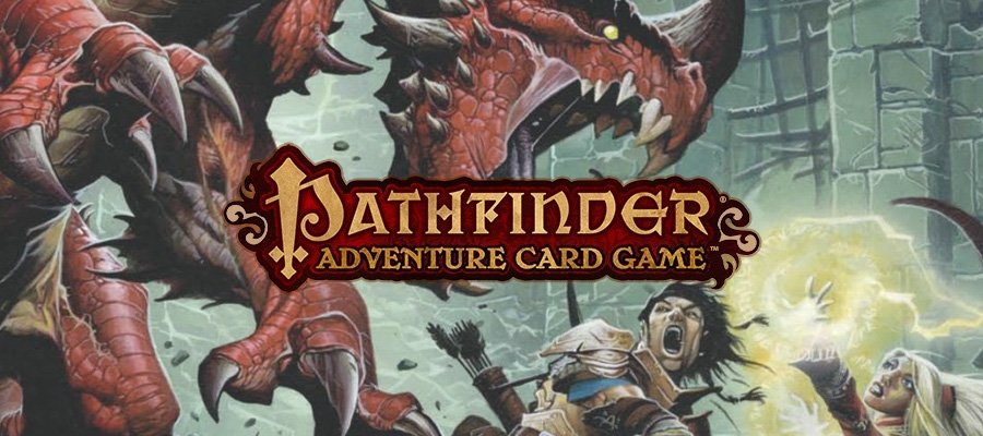 Pathfinder Adventure Card Game: Dal cuore dell'inferno