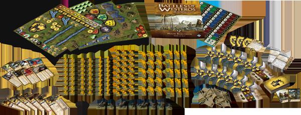 Giochi Uniti annuncia Baratheon: Le Battaglie per Il Trono di Spade (Battaglie di di Westeros) diviene multigiocatore!