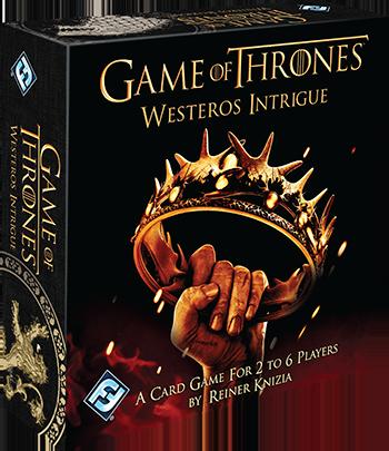 Giochi Uniti annuncia l'Edizione Italiana di Il Trono di Spade: Intrighi per Westeros