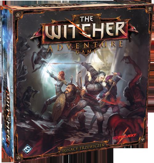 Giochi Uniti Annuncia l'Edizione Italiana di The Witcher Adventure Game