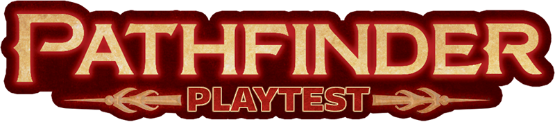 Pathfinder Playtest logo