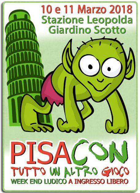 PisaCon 2018