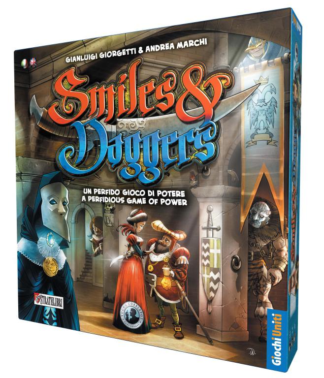 smiles-e-daggers