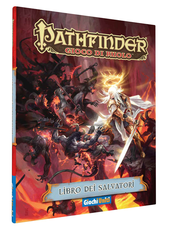 Pathfinder libro salvatori 3D