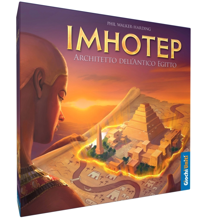 imhotep 3d