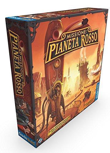 missione pianeta rosso