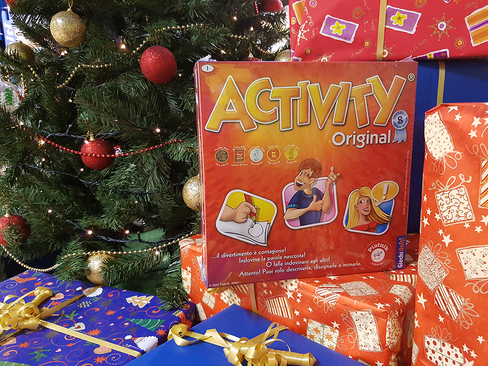 i migliori giochi da tavolo da regalare a Natale