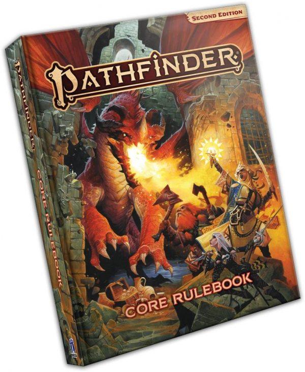 Annunciata la Seconda Edizione di Pathfinder GDR