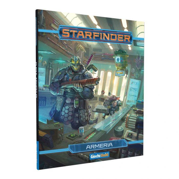 Novità per Starfinder in arrivo: l'Armeria e il capitolo finale del ciclo Soli Morti