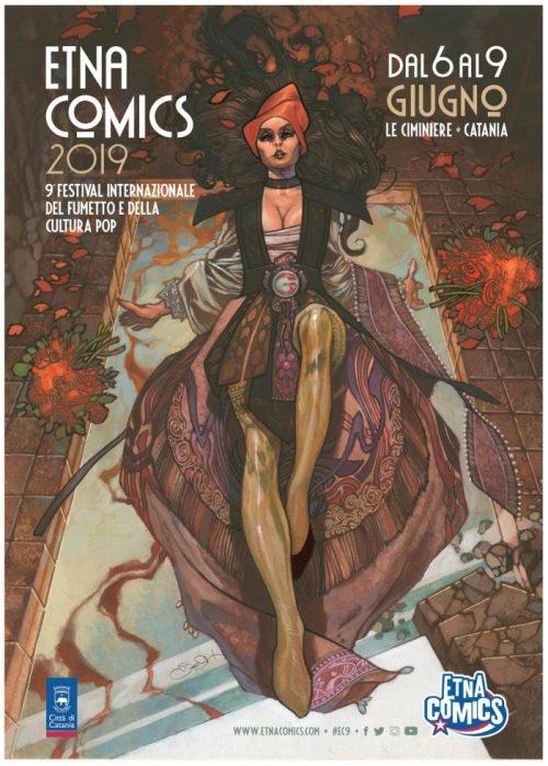 Giochi Uniti ad Etna Comics dal 6 al 9 Giugno 2019