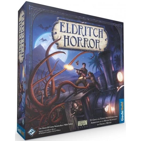 Giochi Uniti Annuncia il Ritorno di Eldritch Horror!