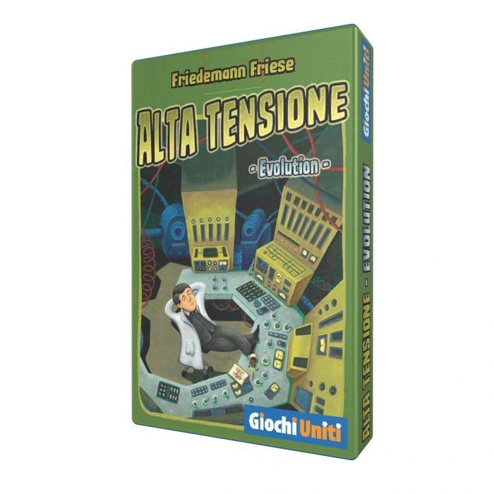Disponibile in Download l'espansione per 2 Giocator di Alta Tensione Evolution