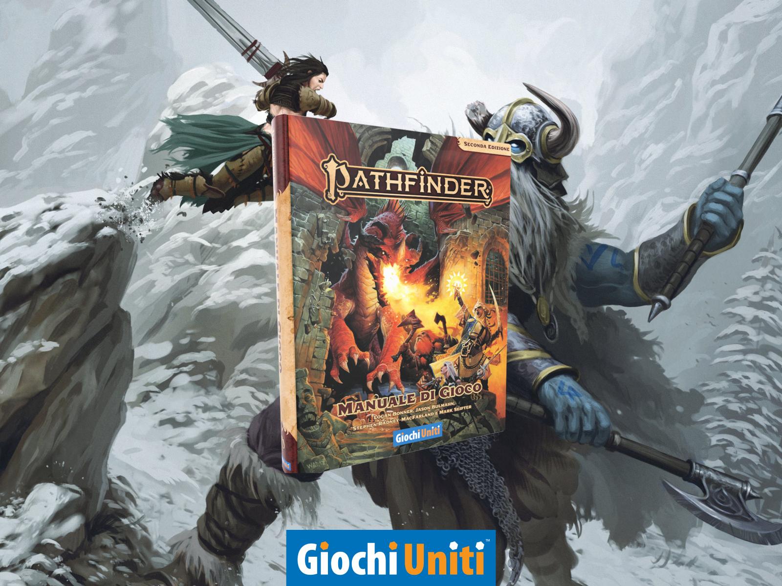 Uscita Pathfinder Seconda Edizione