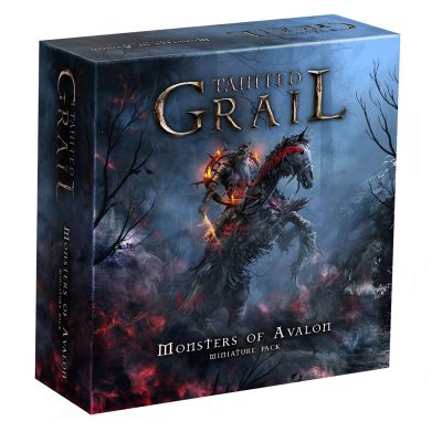 Tainted Grail Data di UScita