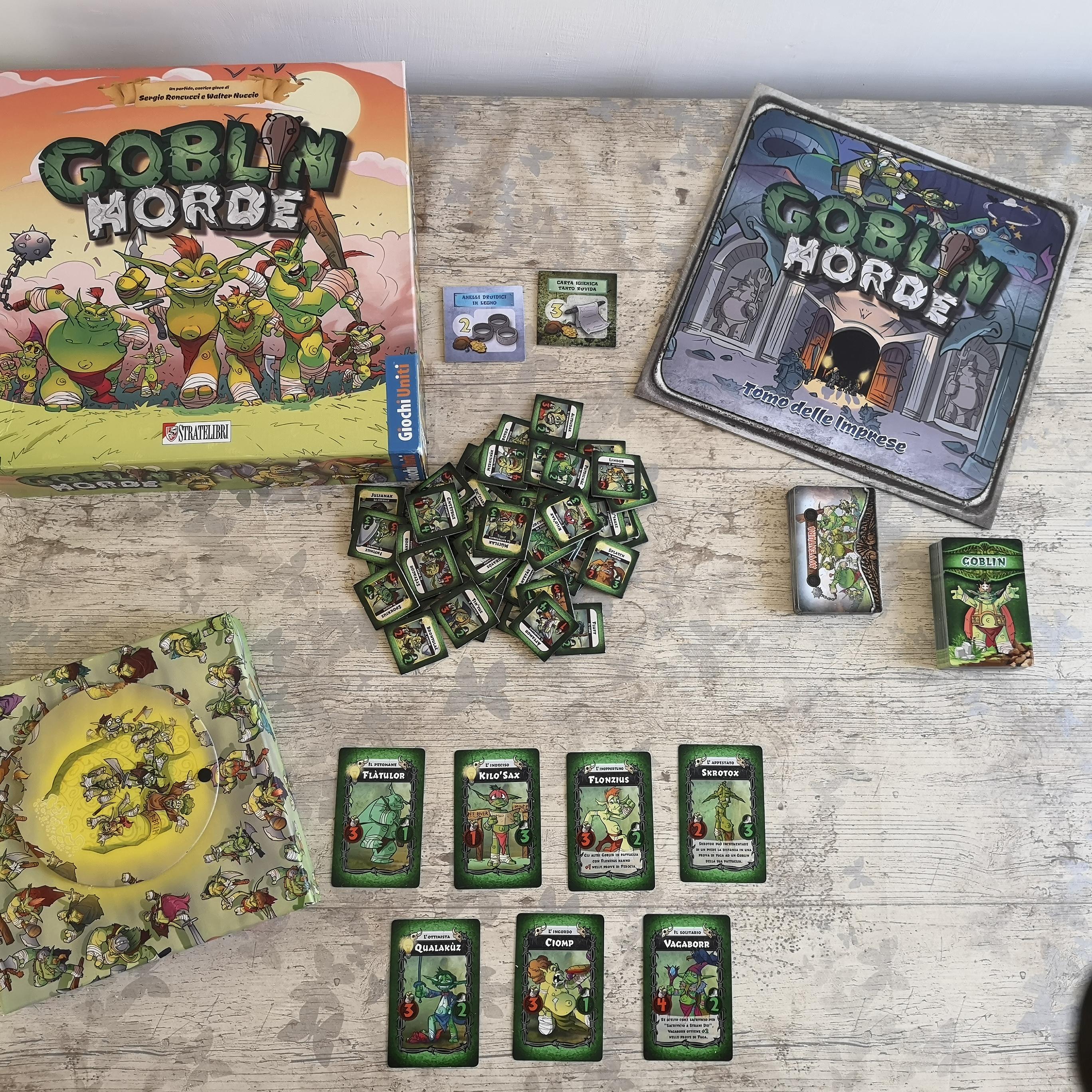 Goblin Horde - Come si gioca