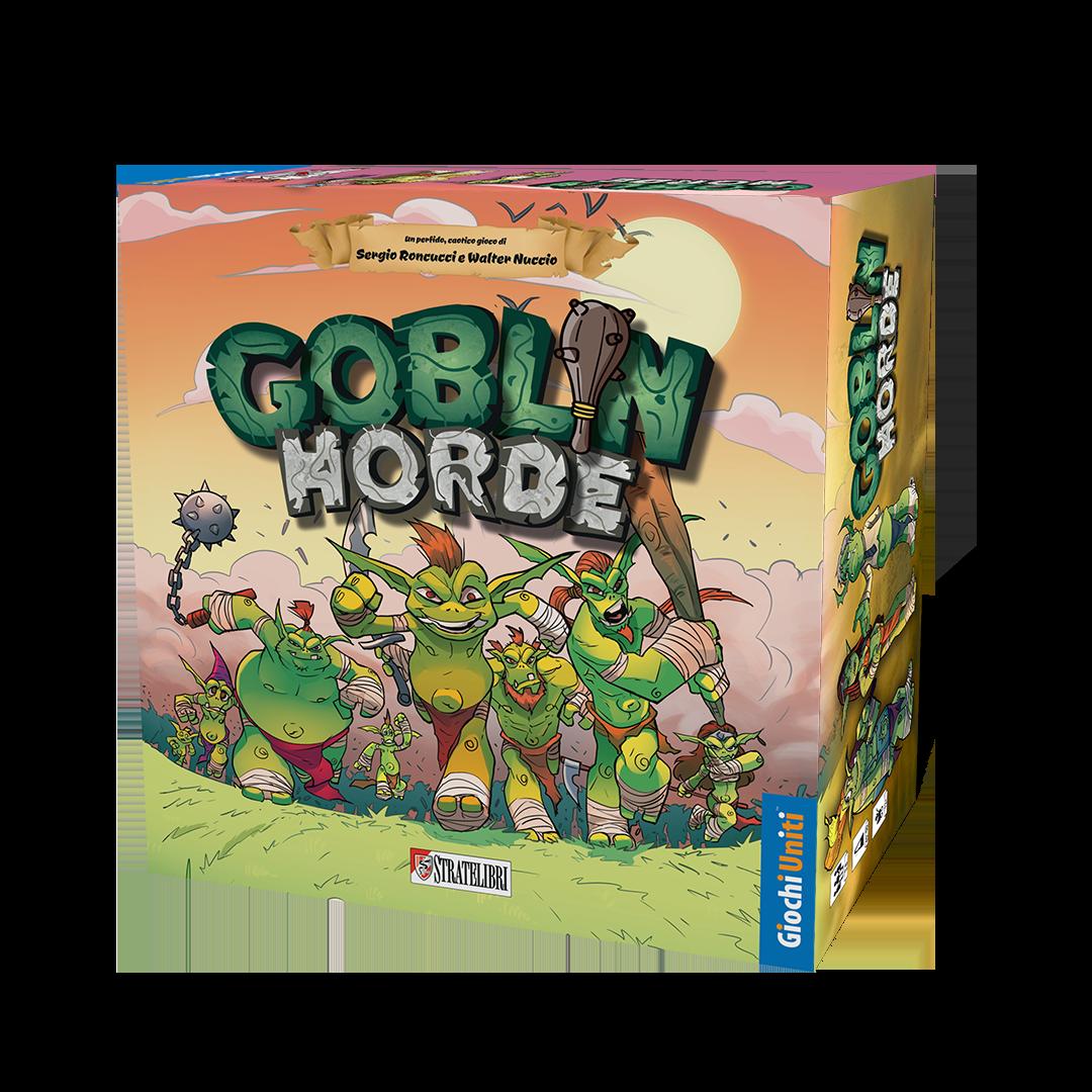 Goblin Horde in arrivo