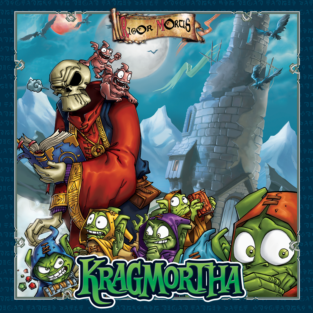 Kragmortha - Ristampa