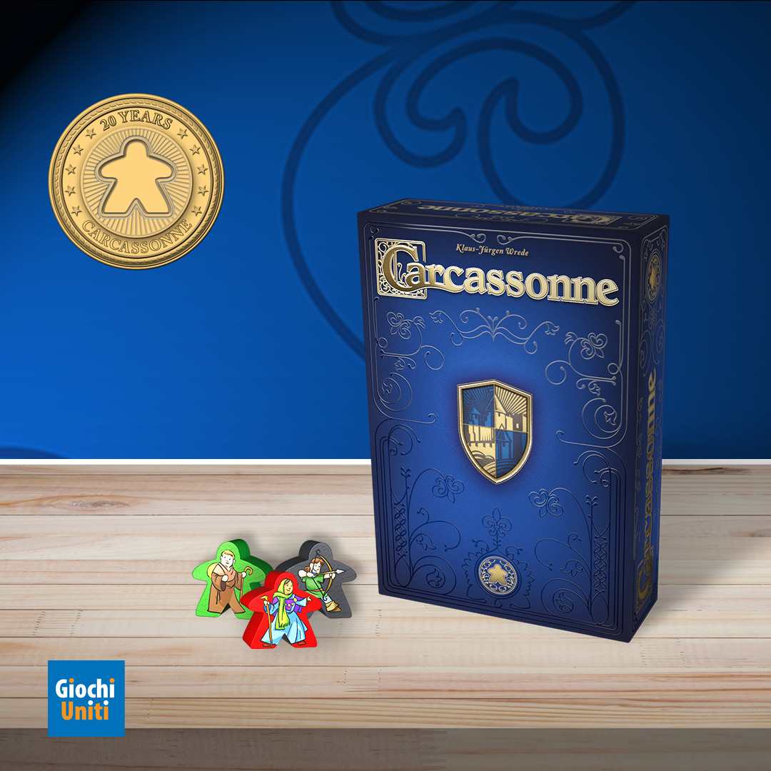 Carcassonne 20º anniversario