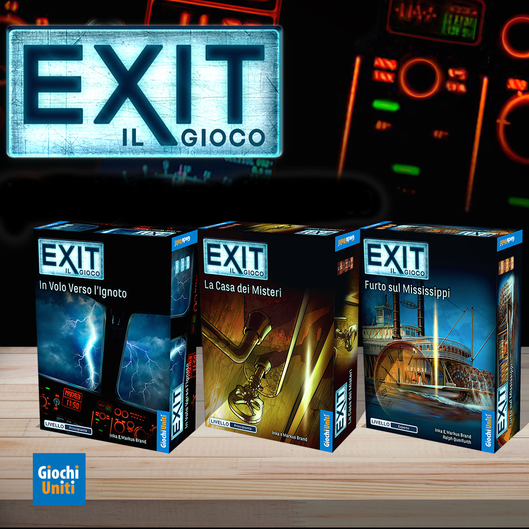 Exit nuove uscite 2021