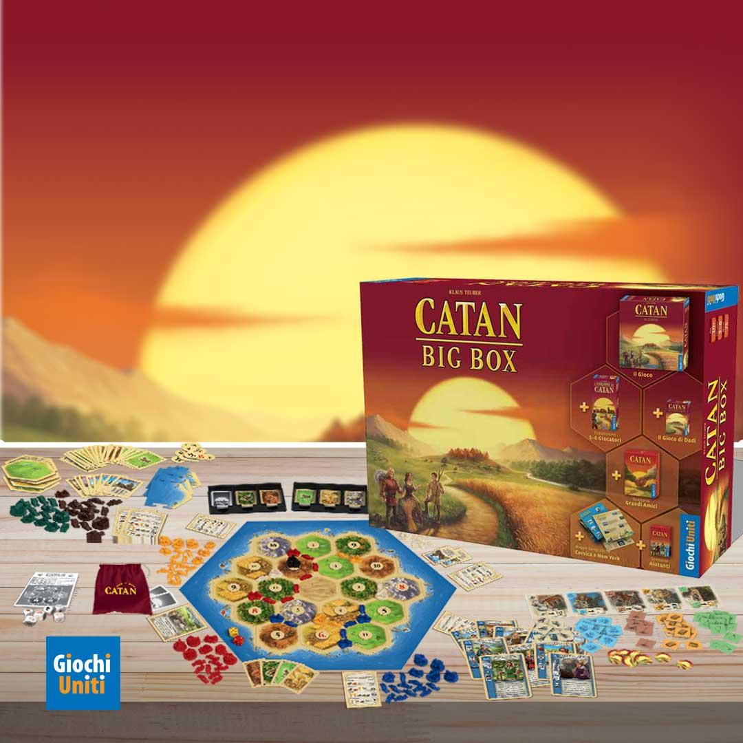 Catan Big Box Nuova Edizione
