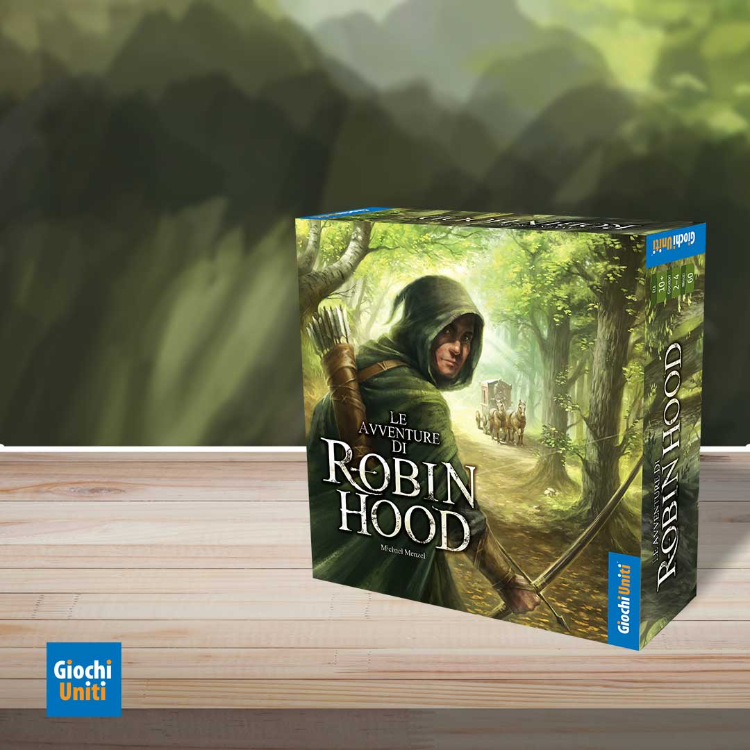 Le avventure di Robin Hood in Italia